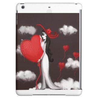愛およびvalenitne iPad airケース