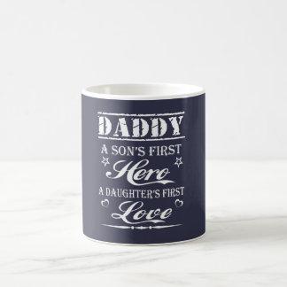 愛お父さん コーヒーマグカップ
