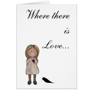 愛が…あるところ カード
