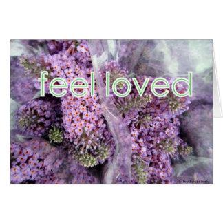 愛される感じ カード