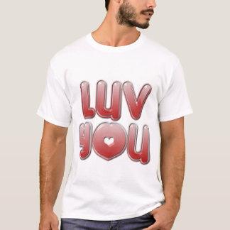 愛して下さい Tシャツ