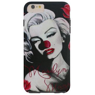 愛しのマリリン marilynmonroe art paint マリリンモンロー tough iPhone 6 plus ケース