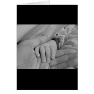 愛すること 手