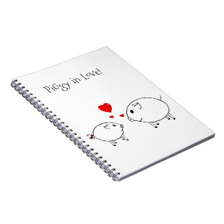 愛で豚のよう! ノートブック