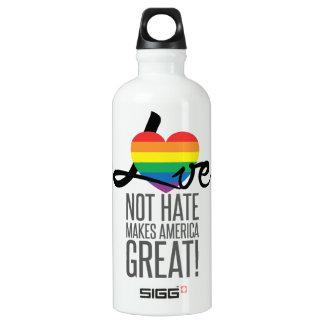 愛ない憎悪(虹)のSiggの水差し ウォーターボトル