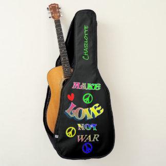 愛ない戦争に腰回りが大きなスタイルを名前入りにさせて下さい ギターケース