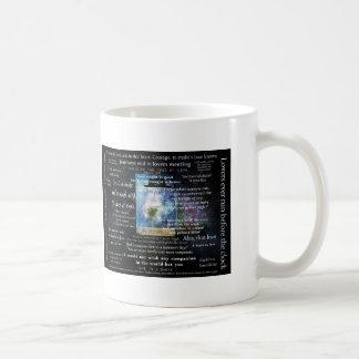 愛についてのウィリアム・シェイクスピアの引用文 コーヒーマグカップ