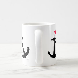 愛のいかり コーヒーマグカップ
