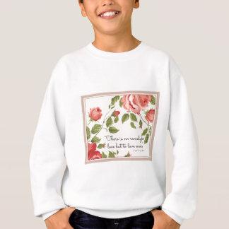愛のための治療 スウェットシャツ