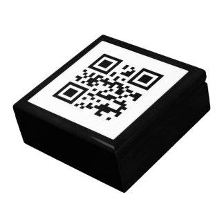 愛のためのQRコード ギフトボックス