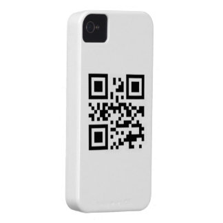 愛のためのQRコード Case-Mate iPhone 4 ケース