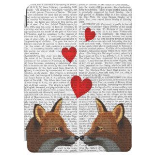 愛のキツネ iPad AIR カバー
