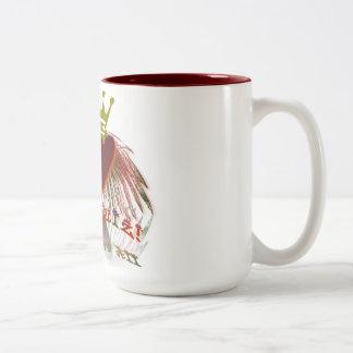 愛のコップ ツートーンマグカップ