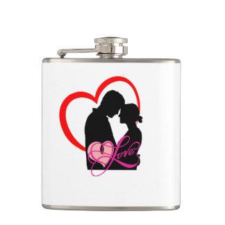 愛のシンボルや象徴 フラスク