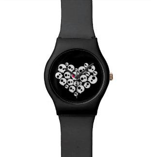愛のスカル! 腕時計