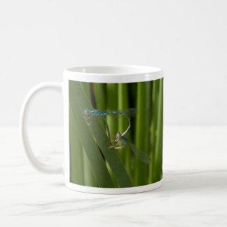 愛のトンボ コーヒーマグカップ