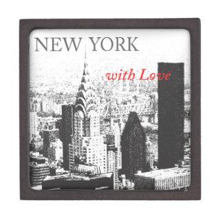 愛のニューヨーク ギフトボックス