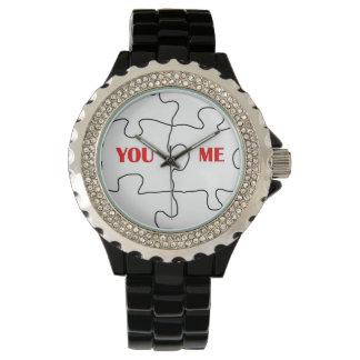 愛のパズル 腕時計