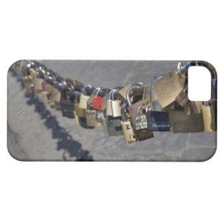「愛のロック」の新しい伝統は付しました iPhone SE/5/5s ケース