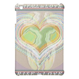愛の上昇-恋に落ちないで下さい iPad MINIケース