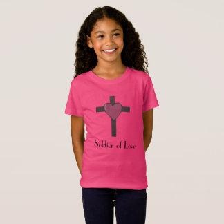 愛の兵士 Tシャツ