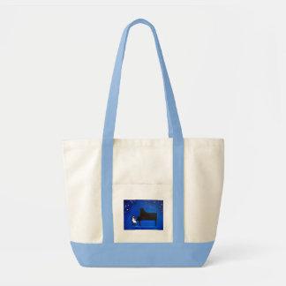 愛の十分のポケット時のバッグ(B10) トートバッグ