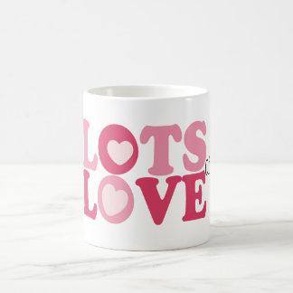 愛の多く コーヒーマグカップ