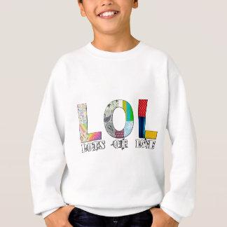愛の多く スウェットシャツ