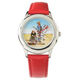 愛の時間か。 QUIXOTEdotTV著 腕時計