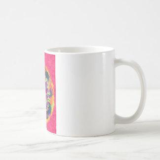 愛の曼荼羅 コーヒーマグカップ