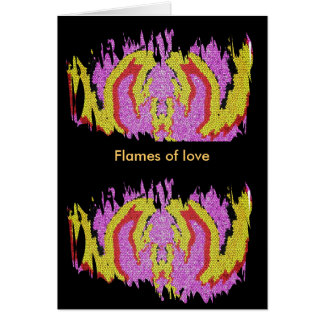 愛の炎 カード
