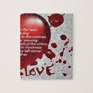 愛の熱 ジグソーパズル
