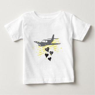 愛の爆弾 ベビーTシャツ