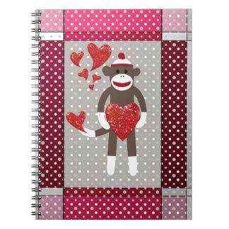 愛の猿 ノートブック