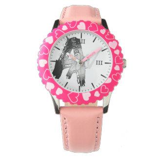 愛の素晴らしい作家の腕時計 腕時計