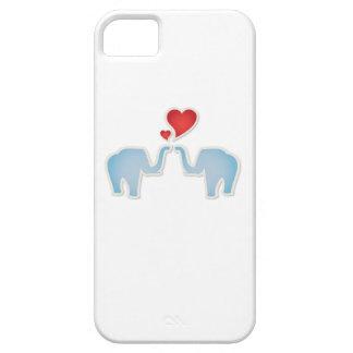 愛の象 iPhone SE/5/5s ケース