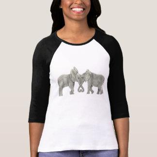 愛の象 Tシャツ