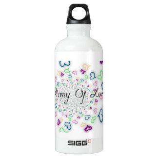愛の軍隊 SIGG トラベラー 0.6L ウォーターボトル