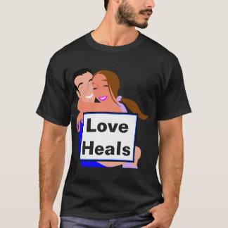 愛のTシャツは直ります Tシャツ