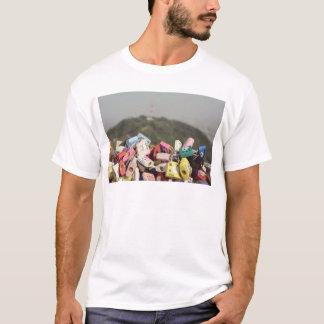 愛はソウルを締めます Tシャツ