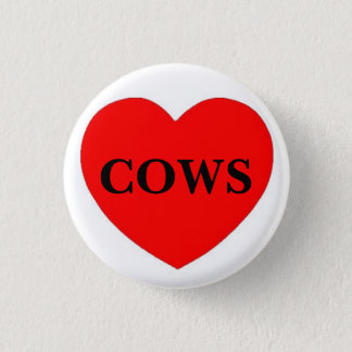 愛はボタンを脅かします 3.2CM 丸型バッジ