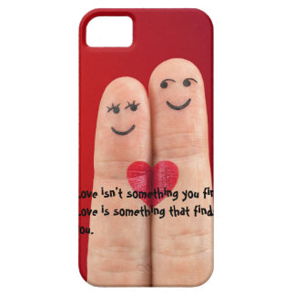 愛は何かではないです iPhone SE/5/5s ケース