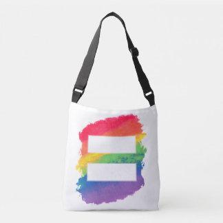 愛は愛-交差体のトート--に匹敵します クロスボディバッグ