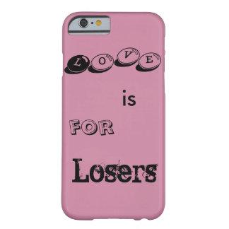 愛は敗者のためです BARELY THERE iPhone 6 ケース