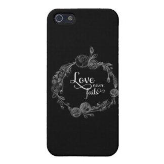 愛は決して失敗しません iPhone 5 COVER