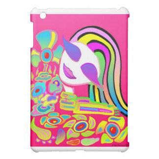 愛は活気付きます: DeVine分野 iPad Miniカバー