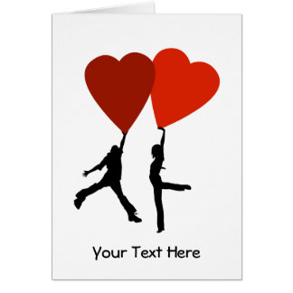 愛は空気にあります カード
