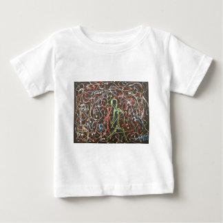 愛は空気にあります ベビーTシャツ