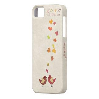 愛は空気にあります iPhone SE/5/5s ケース