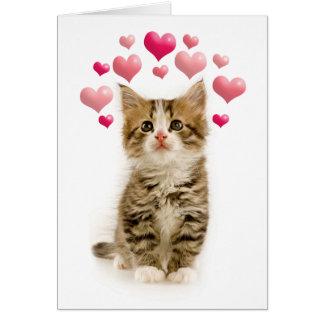 愛は空気バレンタインにあります カード